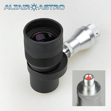 "Altair 1.25"" Illuminated Reticule Eyepiece (fits Miniguider FinderScopes & Telescopes)"